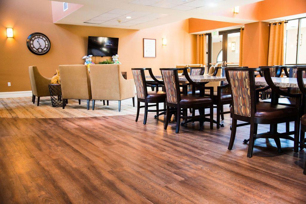 Luxury Vinyl Flooring Highlight Rustic Olive Kolay